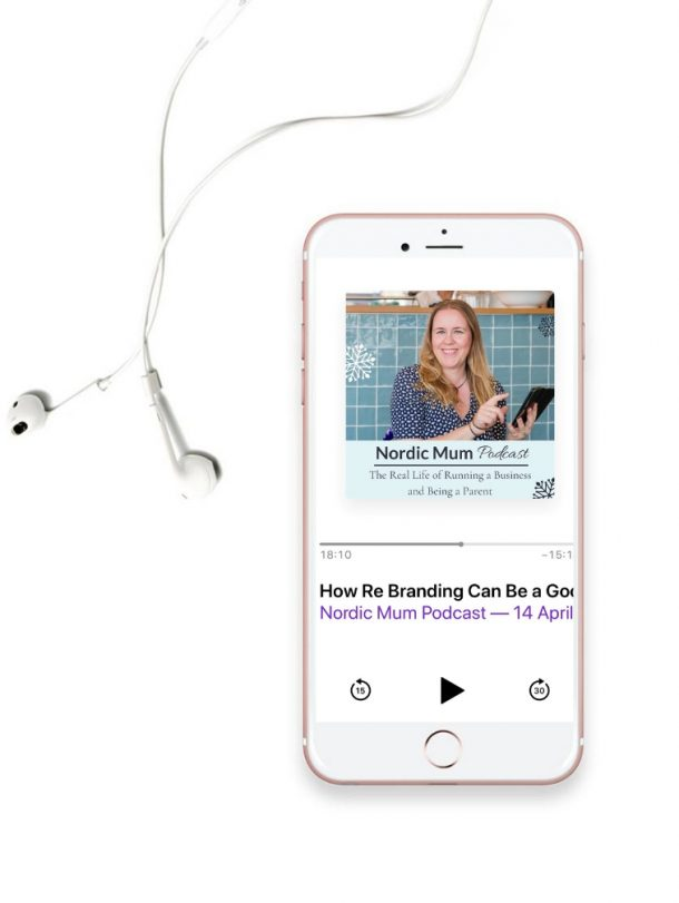 The Nordic Mum Podcast - Subscribe in iTunes