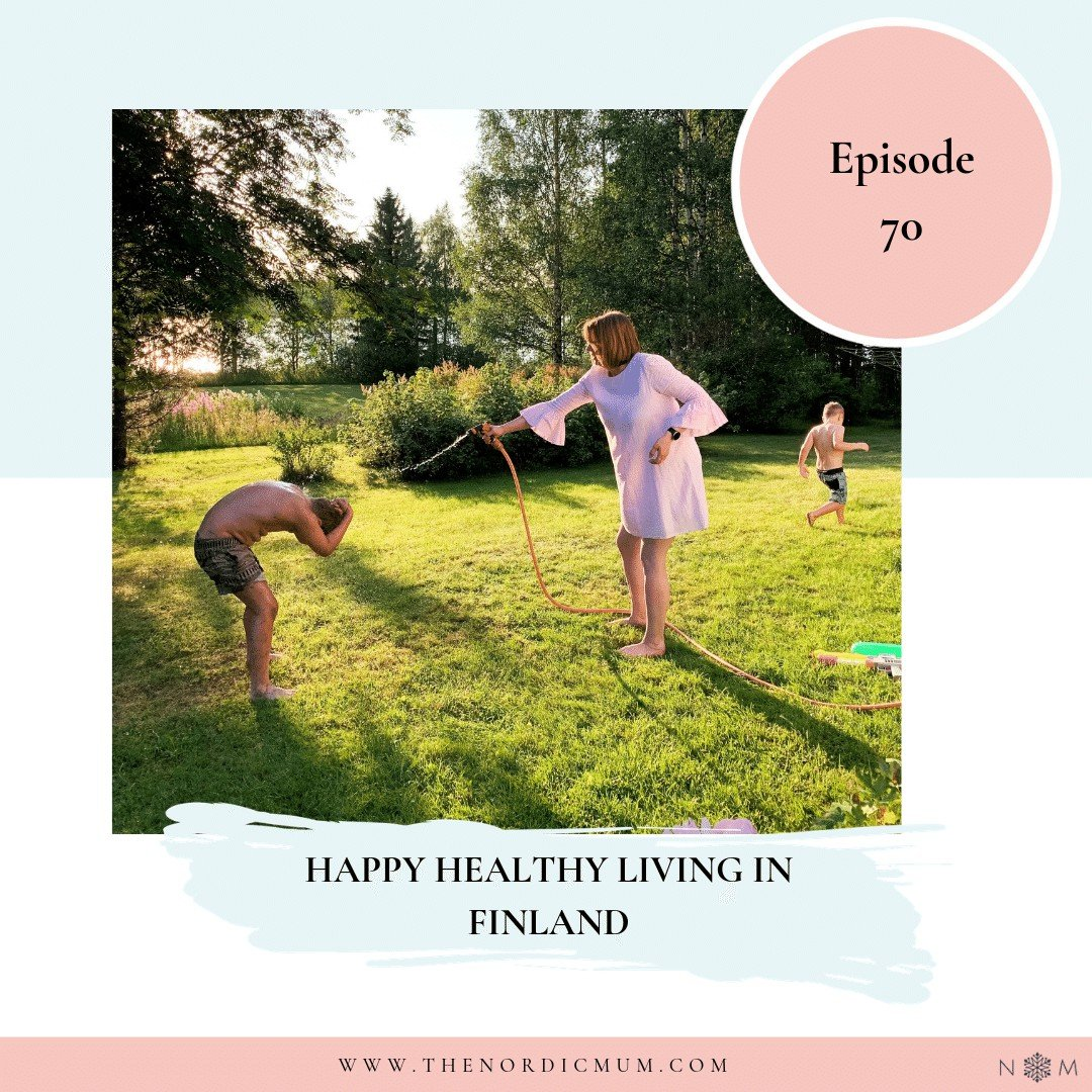 Happy healthy living the scandinavian way