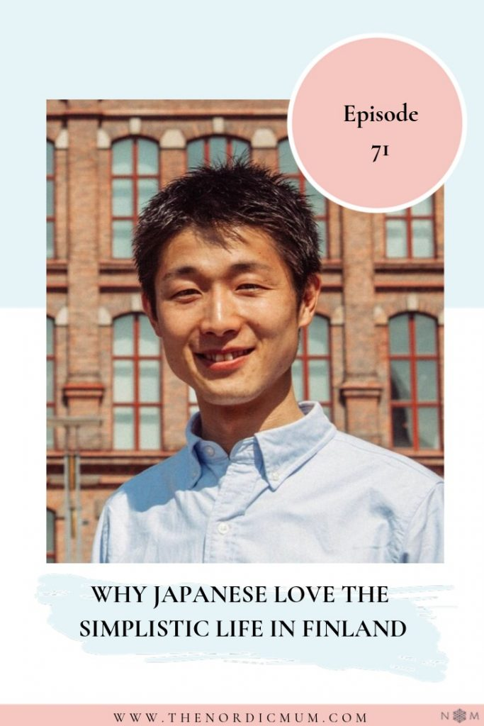 Japanese in Finland
