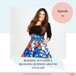 Blogging for Living Vicki Psarias