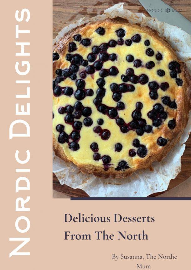 Nordic dessert