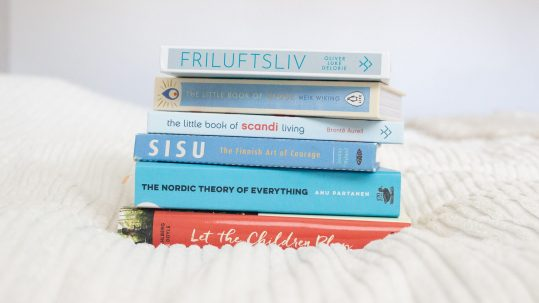Best Books about Nordic lifestyle