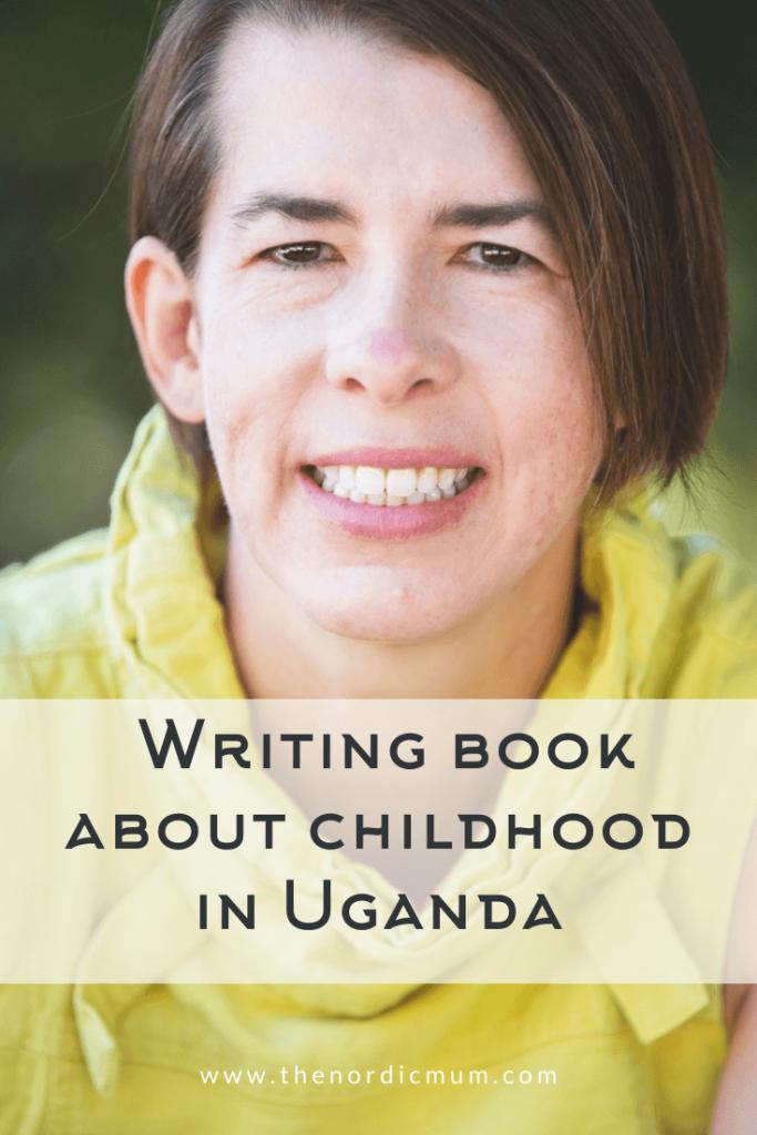 Book about Uganda